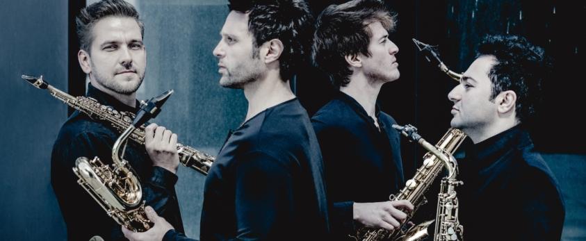 Geniusas Signum Saxophone Quartet