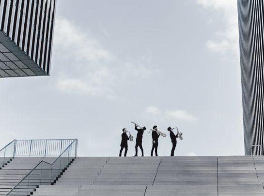 Geniusas Signum Saxophone Quartet 2