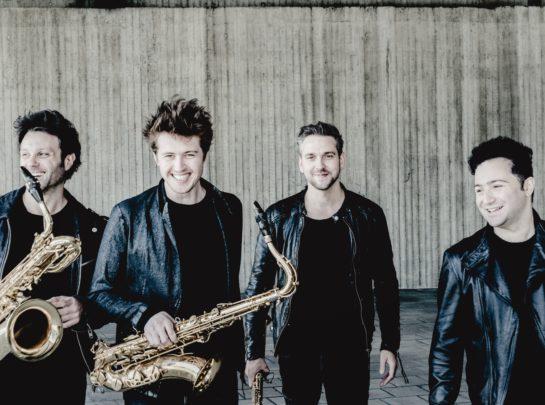 Geniusas Signum Saxophone Quartet 1