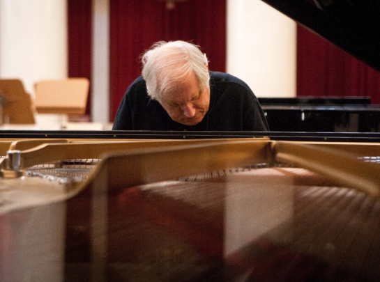 Grigory Sokolov 2019