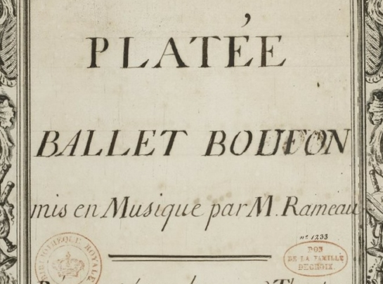 Platée 1