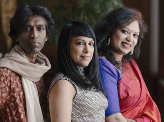 Shani Diluka, Sahana Banerjee, Prabhu Edouard 2