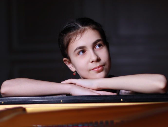 Alexandra Dovgan, la jeune protégée de Grigory Sokolov 3