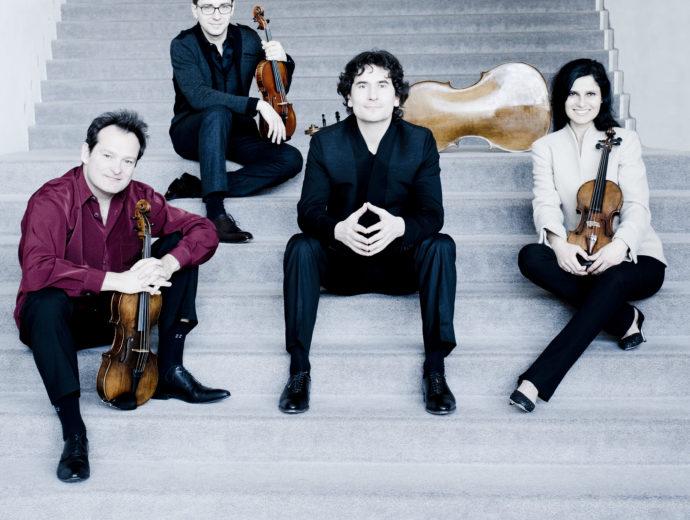 Diapason - Le Quatuor Belcea sur les cimes beethoveniennes