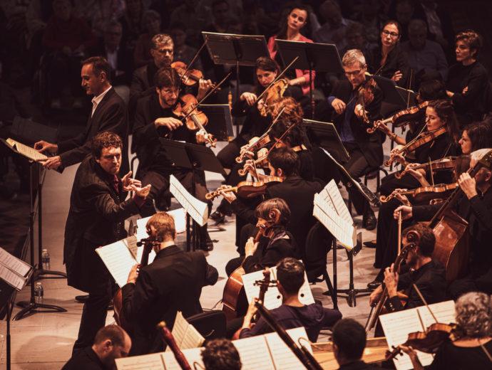BaroquiadeS - Platée ou l'orchestre somptueux d'Alexis Kossenko