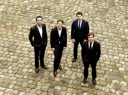 Quatuor Modigliani 1