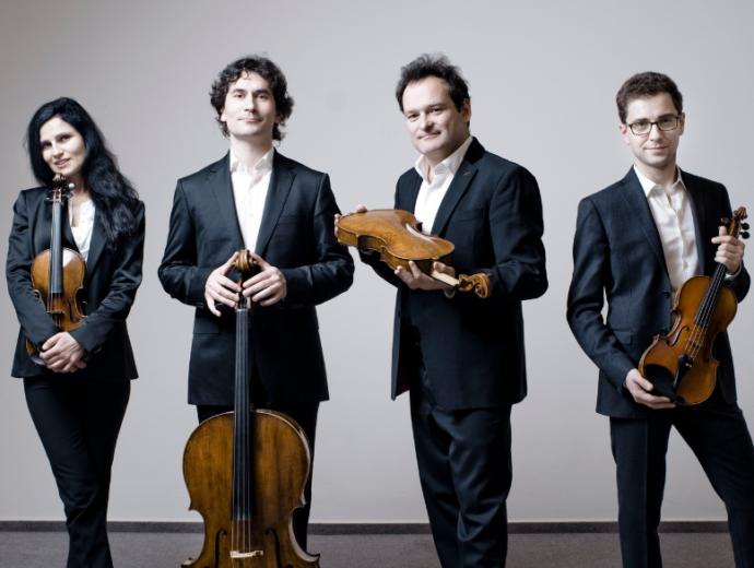 Diapason - le Quatuor Belcea au sommet de son art